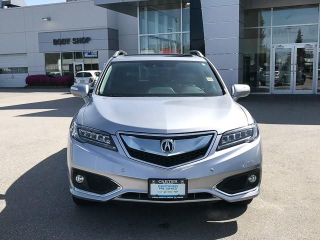 2017 Acura RDX Elite (Stk: 9TR88751) in North Vancouver - Image 12 of 28