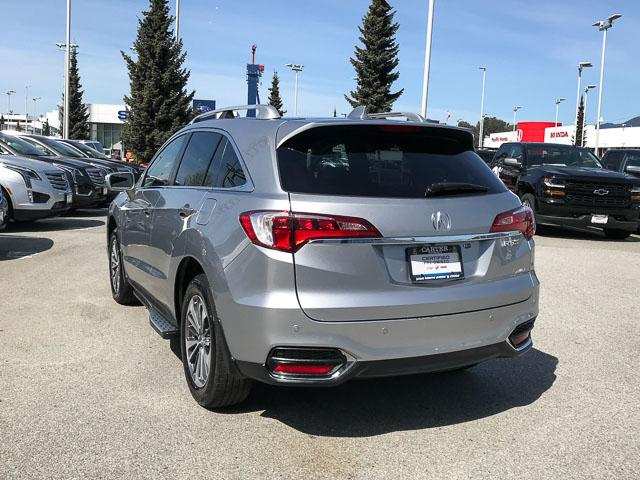 2017 Acura RDX Elite (Stk: 9TR88751) in North Vancouver - Image 3 of 28