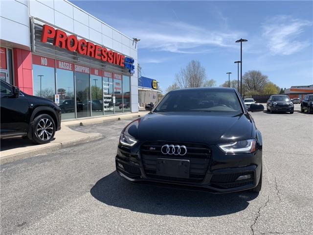 2015 Audi S4 3.0T Technik (Stk: FA006957) in Sarnia - Image 2 of 24