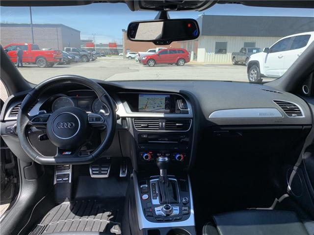 2015 Audi S4 3.0T Technik (Stk: FA006957) in Sarnia - Image 13 of 24