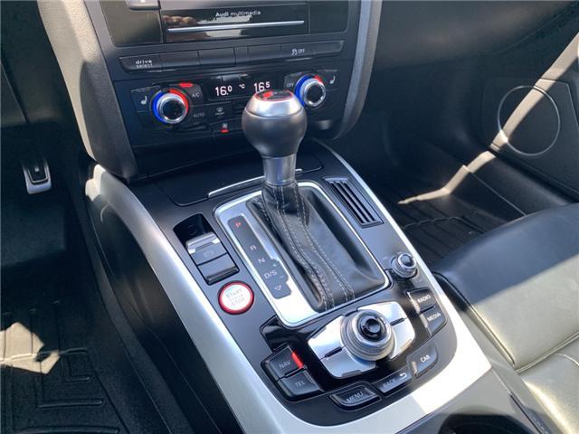 2015 Audi S4 3.0T Technik (Stk: FA006957) in Sarnia - Image 19 of 24
