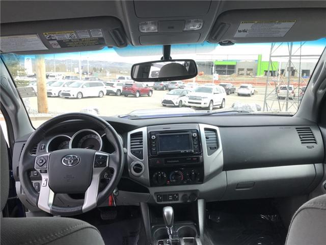 2015 Toyota Tacoma V6 (Stk: 190084A) in Cochrane - Image 15 of 15