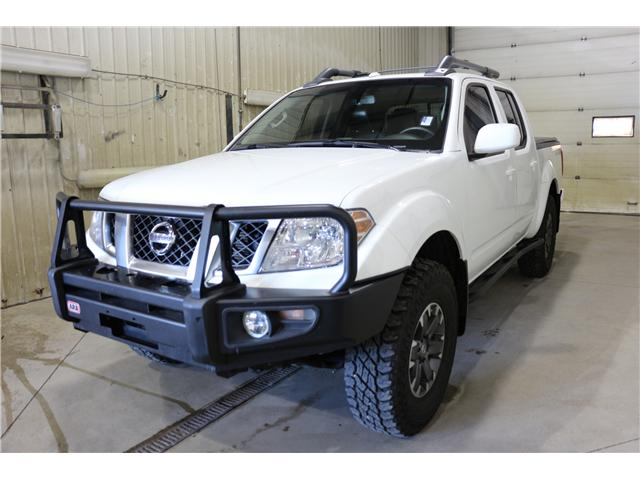 2016 Nissan Frontier PRO-4X (Stk: KP015) in Rocky Mountain House - Image 1 of 30
