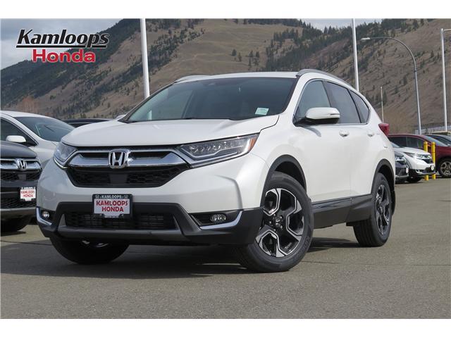 2019 Honda CR-V Touring (Stk: N14472) in Kamloops - Image 1 of 20