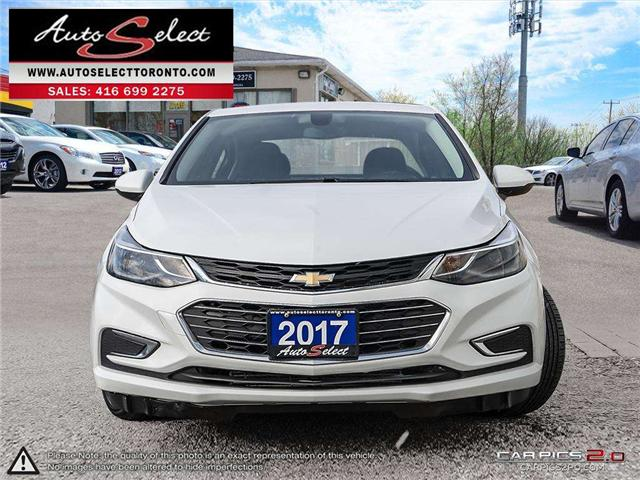 2017 Chevrolet Cruze  (Stk: 17CZE63) in Scarborough - Image 2 of 28