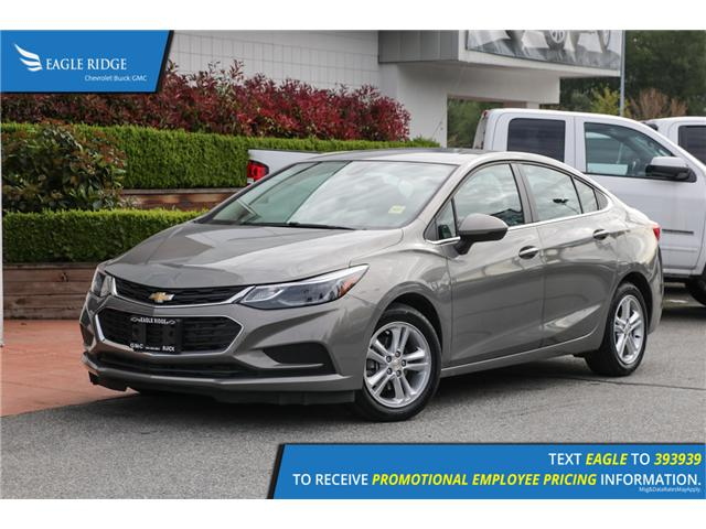 2018 Chevrolet Cruze LT Auto (Stk: 189592) in Coquitlam - Image 1 of 16