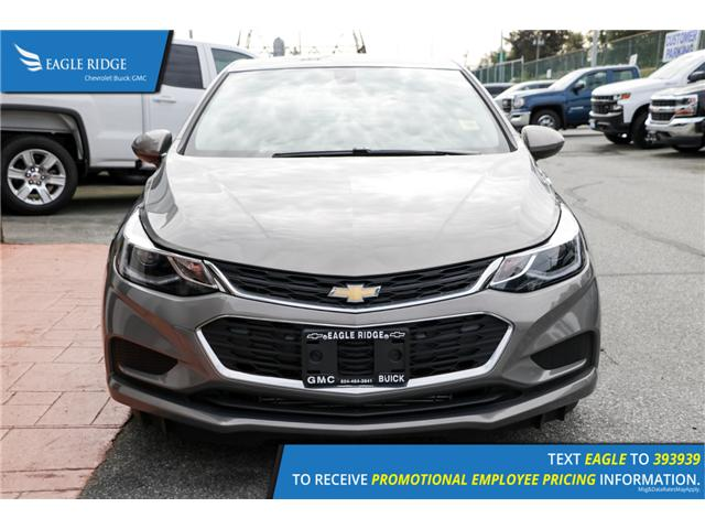 2018 Chevrolet Cruze LT Auto (Stk: 189592) in Coquitlam - Image 2 of 16