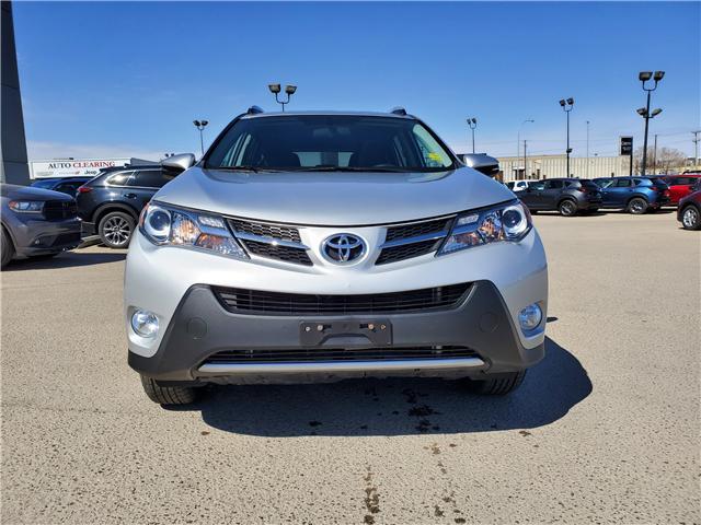 2014 Toyota RAV4 XLE (Stk: P1561) in Saskatoon - Image 7 of 25