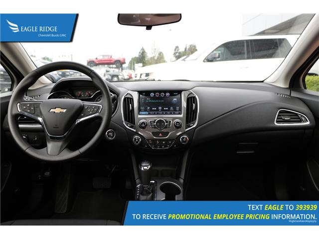 2018 Chevrolet Cruze LT Auto (Stk: 189592) in Coquitlam - Image 8 of 16