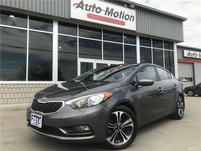 2014 Kia Forte  (Stk: 19468) in Chatham - Image 1 of 20