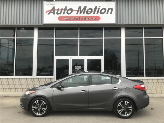 2014 Kia Forte  (Stk: 19468) in Chatham - Image 2 of 20
