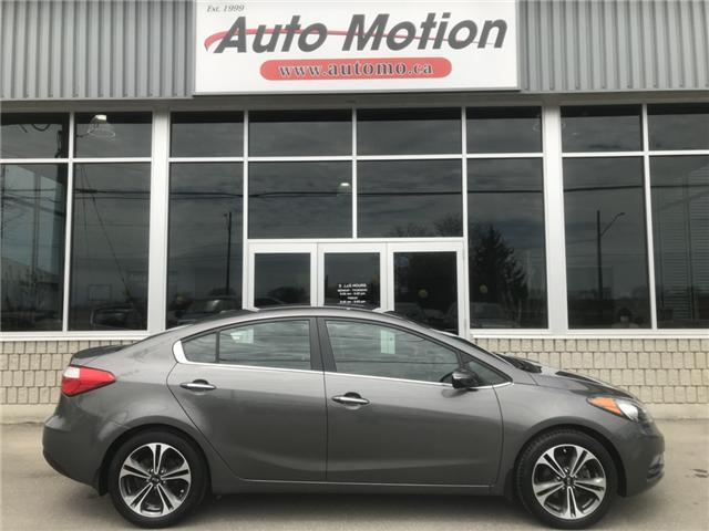 2014 Kia Forte  (Stk: 19468) in Chatham - Image 3 of 20