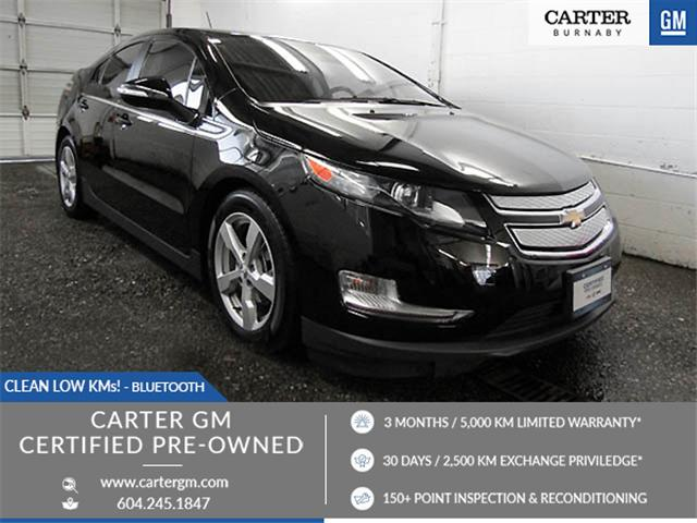 2015 Chevrolet Volt Base (Stk: P9-58110) in Burnaby - Image 1 of 22