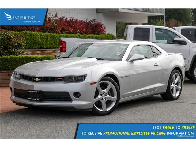 2015 Chevrolet Camaro 1LT (Stk: 153003) in Coquitlam - Image 1 of 13