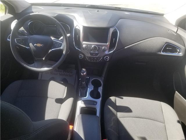 2017 Chevrolet Cruze LT Auto (Stk: DE19199) in Ottawa - Image 11 of 14