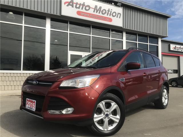 2016 Ford Escape SE (Stk: 19519) in Chatham - Image 1 of 21