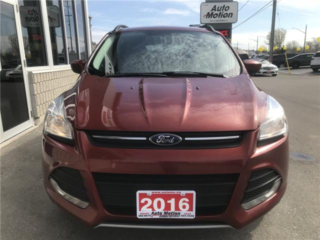 2016 Ford Escape SE (Stk: 19519) in Chatham - Image 5 of 21