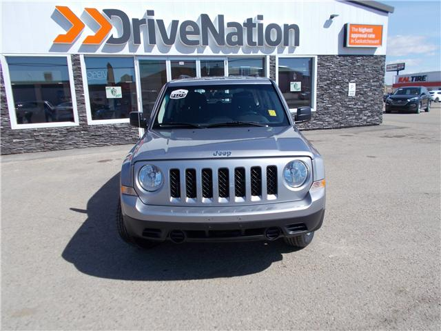 2016 Jeep Patriot Sport/North (Stk: B2012A) in Prince Albert - Image 2 of 18