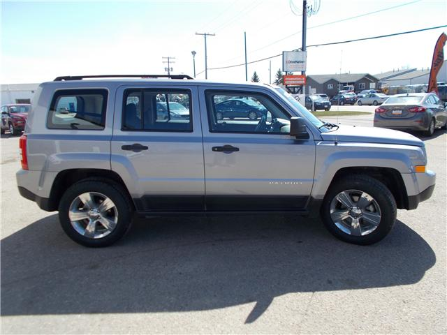 2016 Jeep Patriot Sport/North (Stk: B2012A) in Prince Albert - Image 4 of 18