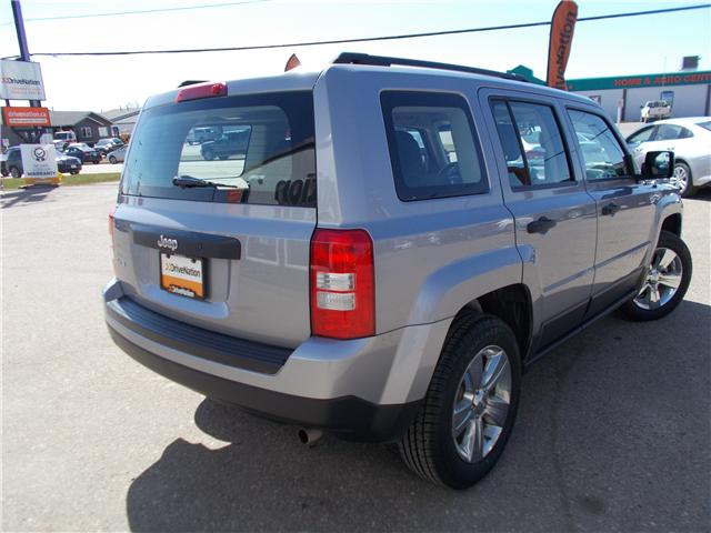2016 Jeep Patriot Sport/North (Stk: B2012A) in Prince Albert - Image 5 of 18
