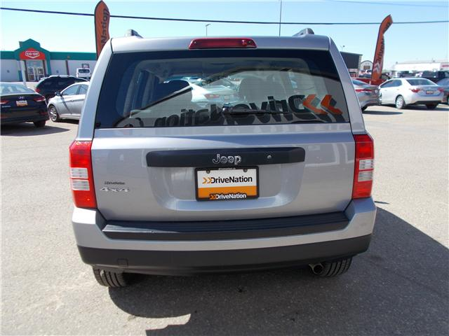 2016 Jeep Patriot Sport/North (Stk: B2012A) in Prince Albert - Image 6 of 18
