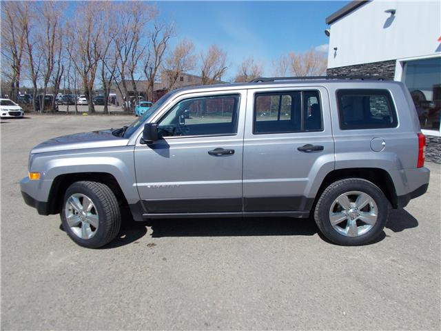 2016 Jeep Patriot Sport/North (Stk: B2012A) in Prince Albert - Image 8 of 18