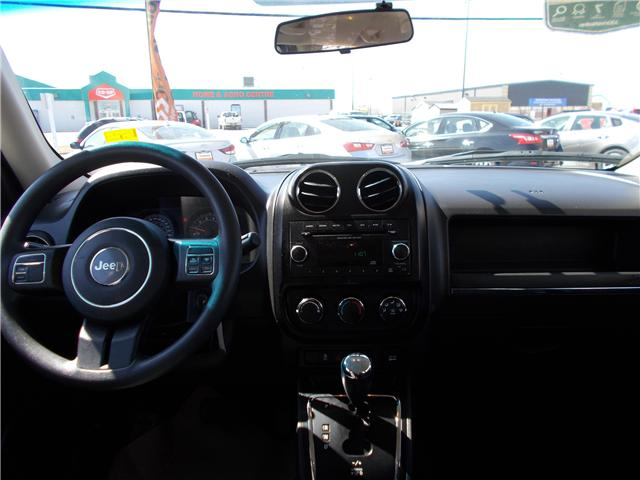 2016 Jeep Patriot Sport/North (Stk: B2012A) in Prince Albert - Image 15 of 18