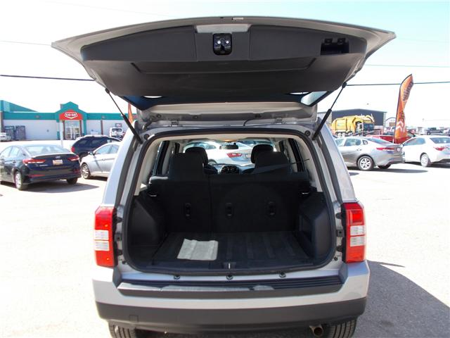 2016 Jeep Patriot Sport/North (Stk: B2012A) in Prince Albert - Image 16 of 18