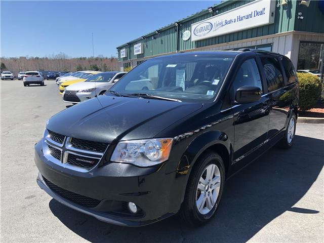 2018 Dodge Grand Caravan Crew (Stk: 10357) in Lower Sackville - Image 1 of 21