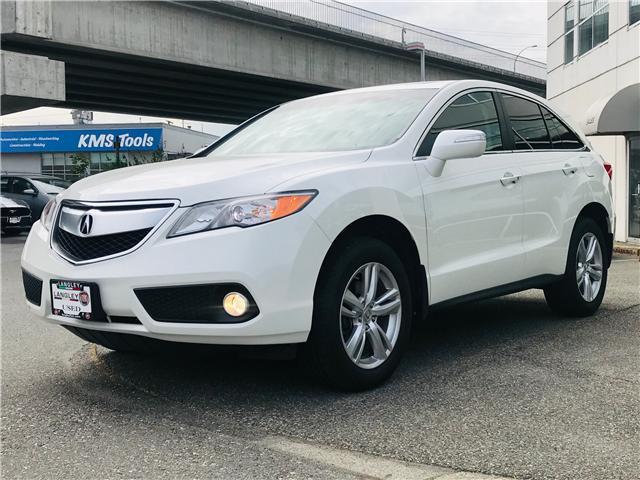 2015 Acura RDX Base (Stk: LF009740AA) in Surrey - Image 4 of 30