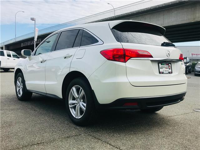 2015 Acura RDX Base (Stk: LF009740AA) in Surrey - Image 6 of 30