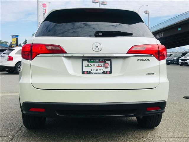 2015 Acura RDX Base (Stk: LF009740AA) in Surrey - Image 7 of 30