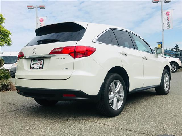 2015 Acura RDX Base (Stk: LF009740AA) in Surrey - Image 10 of 30