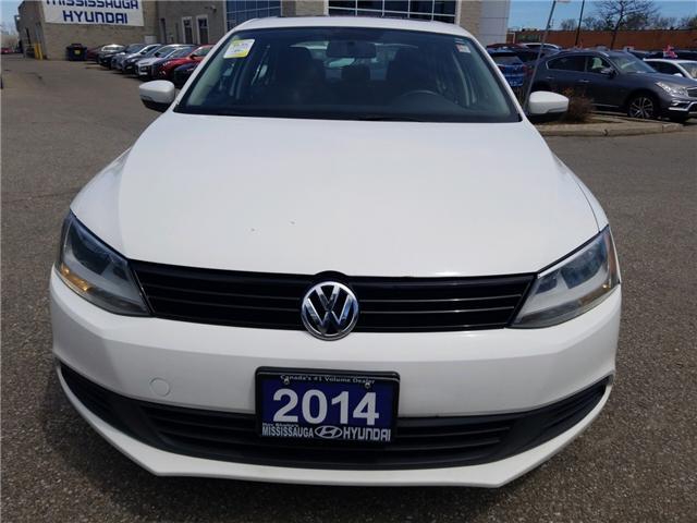 2014 Volkswagen Jetta 2.0L Comfortline (Stk: OP10327) in Mississauga - Image 2 of 17