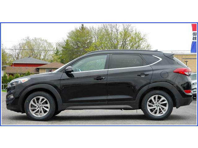 2016 Hyundai Tucson Luxury (Stk: 58839A) in Kitchener - Image 2 of 16