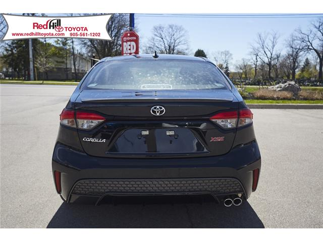 2020 Toyota Corolla XSE (Stk: 20009) in Hamilton - Image 6 of 21