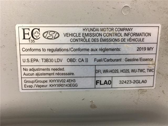 2019 Hyundai Sonata ESSENTIAL (Stk: 34816W) in Belleville - Image 21 of 25