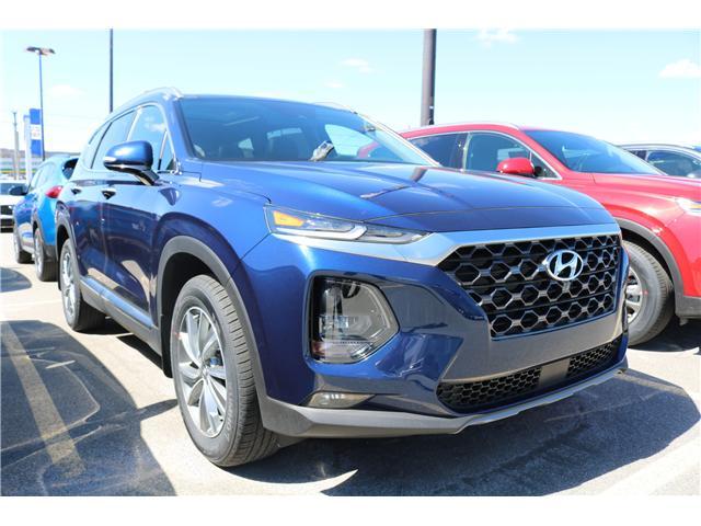 2019 Hyundai Santa Fe Luxury (Stk: 96656) in Saint John - Image 1 of 3