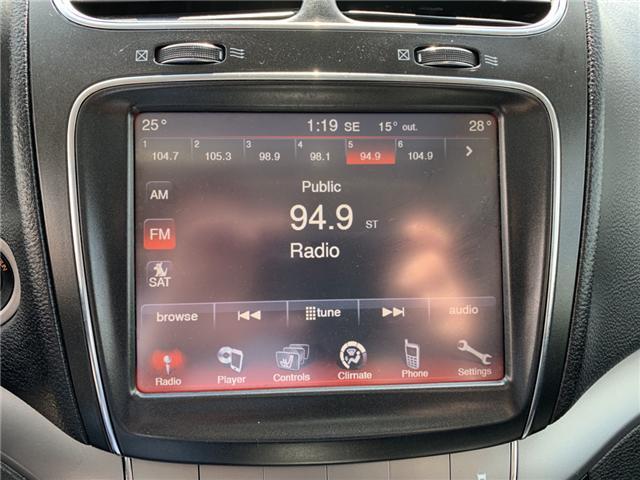 2015 Dodge Journey Crossroad (Stk: WE267) in Edmonton - Image 13 of 20