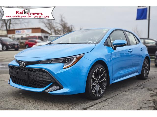 2019 Toyota Corolla Hatchback Base (Stk: 19617) in Hamilton - Image 1 of 17