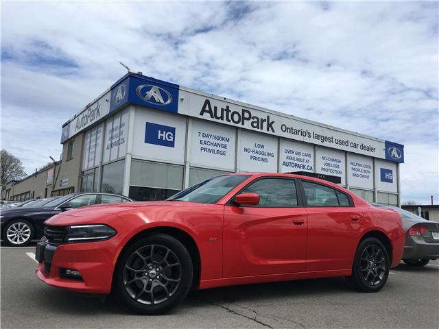 2018 Dodge Charger GT (Stk: 18-56128) in Brampton - Image 1 of 26