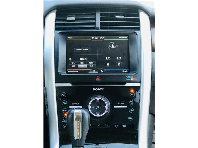 2011 Ford Edge Limited (Stk: LF009740A) in Surrey - Image 23 of 29