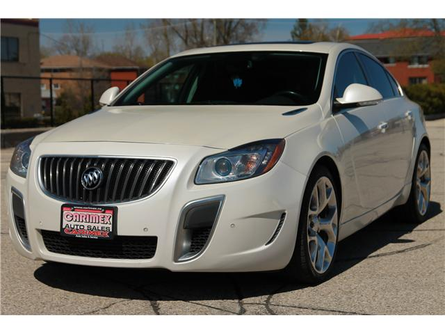 2012 Buick Regal GS (Stk: 1904185) in Waterloo - Image 1 of 28