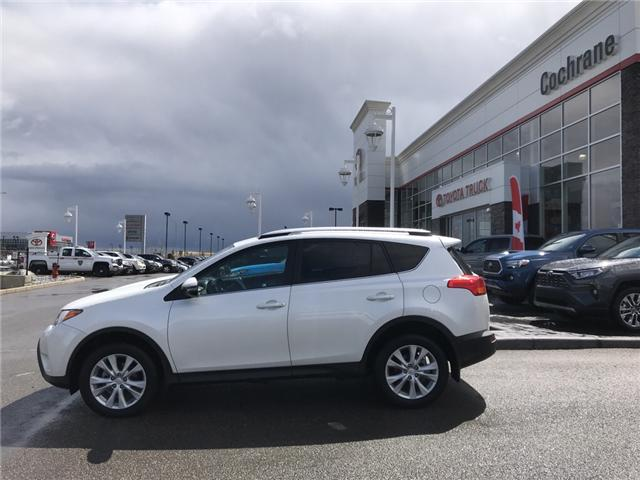 2015 Toyota RAV4 Limited (Stk: 190212A) in Cochrane - Image 2 of 14