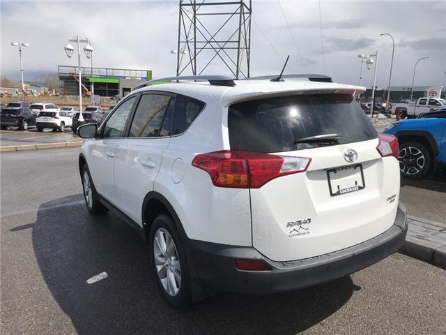 2015 Toyota RAV4 Limited (Stk: 190212A) in Cochrane - Image 3 of 14