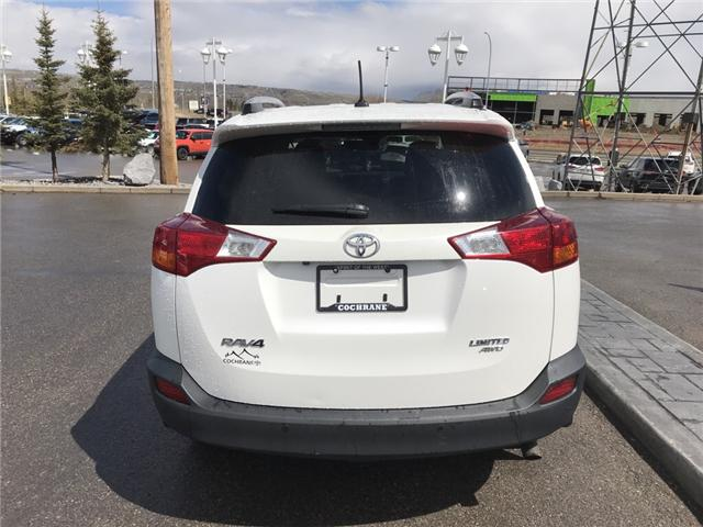 2015 Toyota RAV4 Limited (Stk: 190212A) in Cochrane - Image 4 of 14