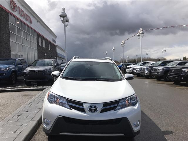 2015 Toyota RAV4 Limited (Stk: 190212A) in Cochrane - Image 8 of 14