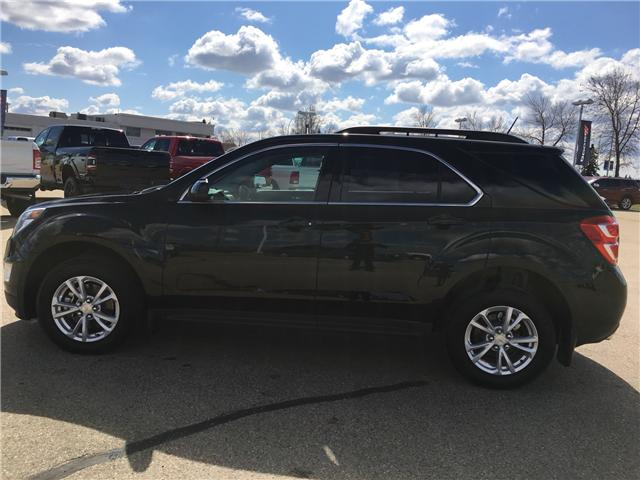 2017 Chevrolet Equinox 1LT (Stk: 19R19949A) in Devon - Image 1 of 12