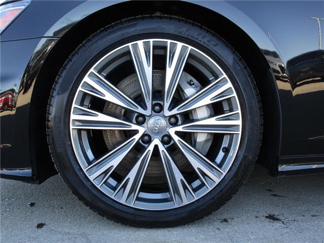 2019 Audi A6 55 Progressiv (Stk: 190239) in Regina - Image 11 of 25