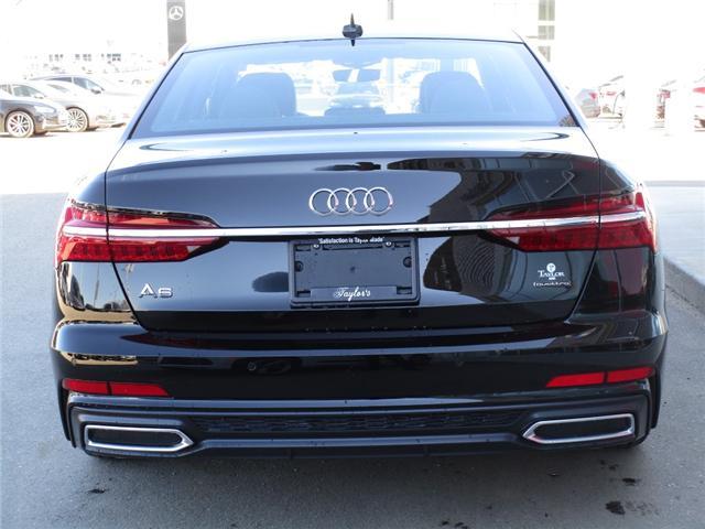 2019 Audi A6 55 Progressiv (Stk: 190239) in Regina - Image 3 of 25